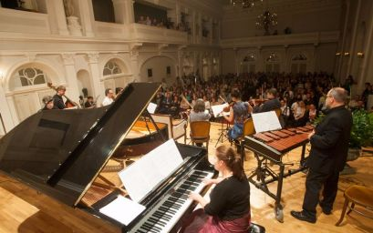 "Camille Saint-Saëns: The Carnival of the Animals during the sixth concert ""French Night"""